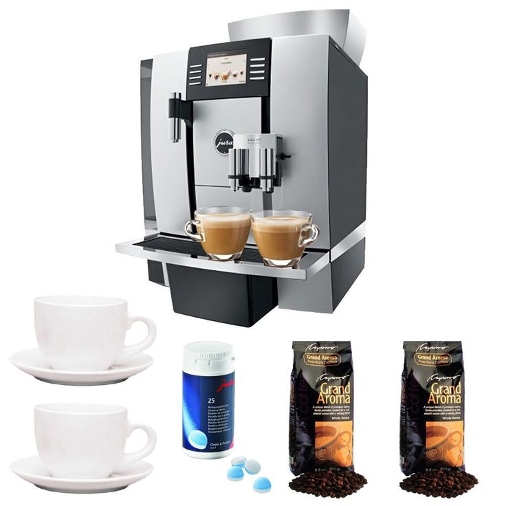 Giga W3 Professional Coffee Center + 3-Ounce Cup & Saucer Set