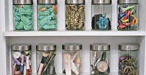 Budget Makeup Storage Ideas