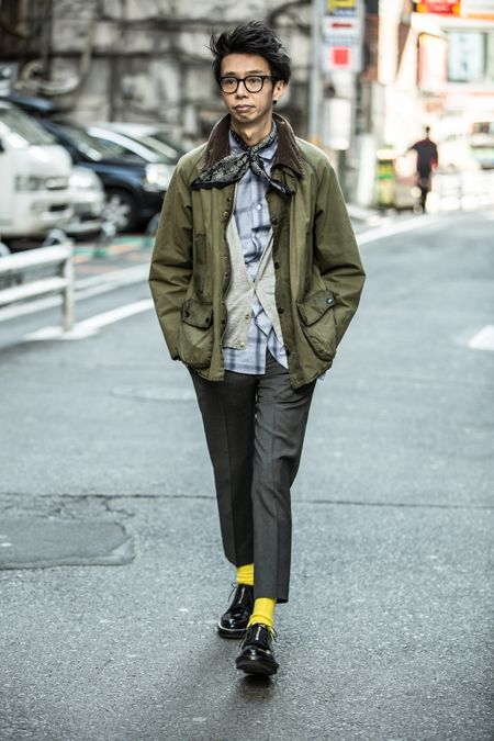 How to rock a Barbour – Barbour People.