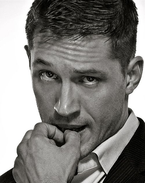 tom hardy is all man