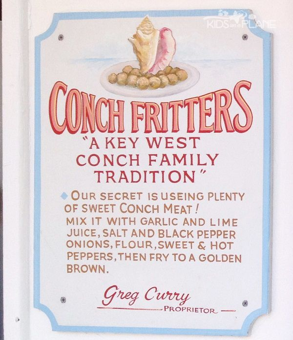 Key West Conch Fritters in Key West Florida - a must try if you're visiting soon!