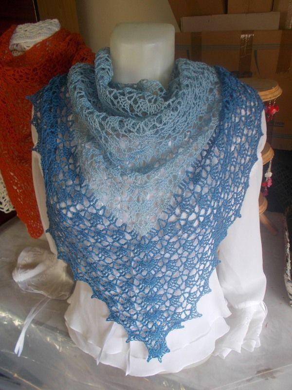 Batic albastru de fonalvarazs Breslo