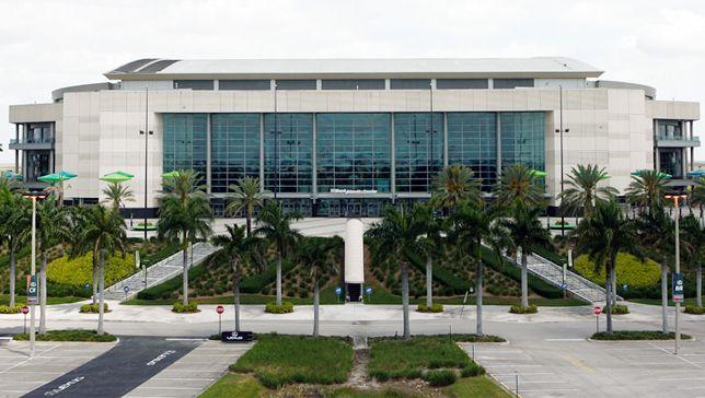 BankAtlantic Center, Sunrise FL