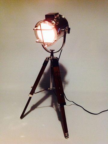 Nautical Tripod Table Lamp $179 – Bowen & Kenneth  http://www.bowenkenneth.com/products/nautical-tripod-table-lamp