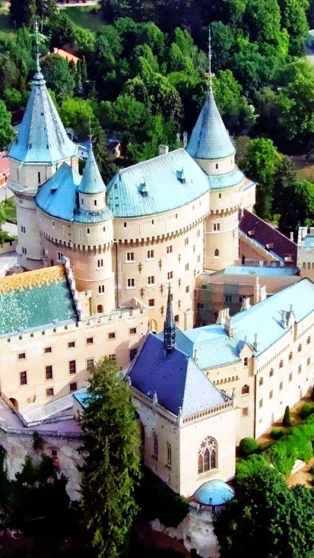 Beautiful Places - Bojnice Castle, Slovakia