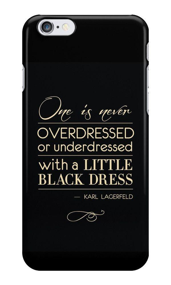 Karl Lagerfeld fashion Quote by Didi Kasa