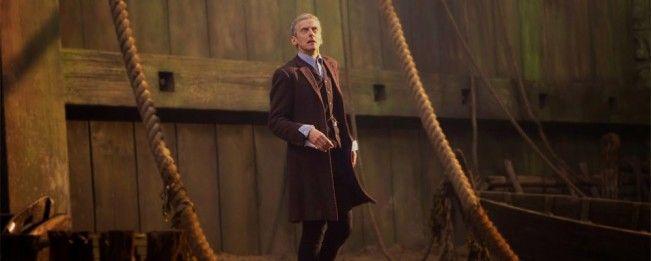 Nouvelles images pour le premier épisode de la saison 8 de #DoctorWho #DeepBreath