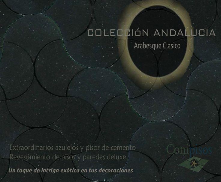 #EclipseSolar2017  https://www.nasa.gov/eclipselive/#NASA+TV+Public+Channel … Colección Andalucía - #Azulejos #Arabesque #Conipisos #Decoracion #Pisos #Mosaicos #Tiles #Modernos