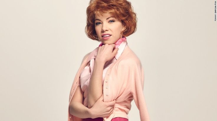 """Carly Rae Jepsen, who plays Frenchy in the TV production, leaped to fame thanks to her hit song """"Call Me Maybe."""" In 2014, she played Cinderella in the Broadway production of """"Rodgers & Hammerstein's Cinderella."""""""