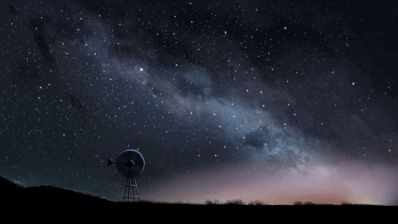 Tuesday's Google Doodle illustrated the annual Perseid meteor shower, which has been taking place throughout the week.