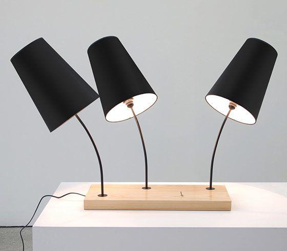 Placa lamp - Gonçalo Campos Studio