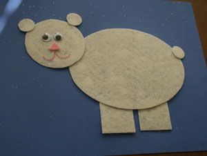 These winter crafts are a great way to spend a cold afternoon