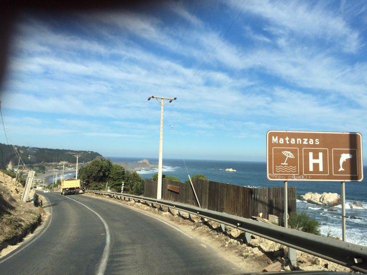 Matanzas, Sexta Región, Chile