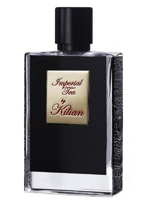 Imperial Tea Eau de Parfum by By Kilian, at Luckyscent. Imperial Tea Notes: Jasmine sambac, bergamot, guaiac, maté, violet note