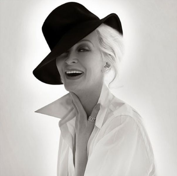 I'll take 80 any day if it looks as good as Carmen Dell'Orefice!