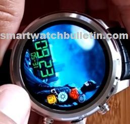 How To Install A Smartwatch Face Skin On No.1 D6 Smartwatch