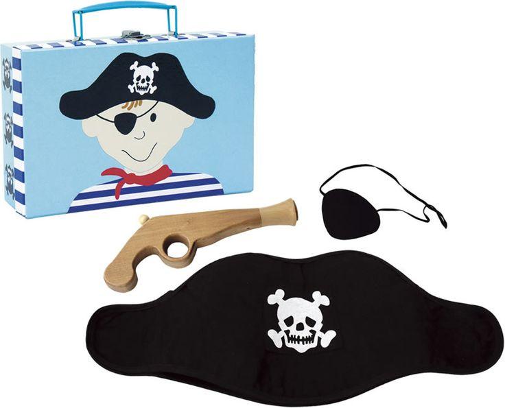 JaBaDaBaDo Spiel-Koffer Pirat A3059 bei Papiton bestellen.