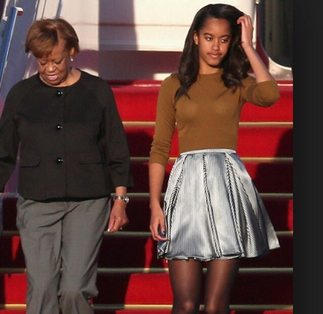 Image result for Malia Ann Obama
