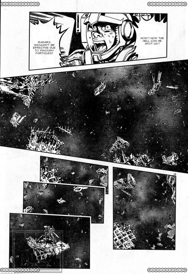 Kidou Senshi Gundam Thunderbolt 2 Page 12