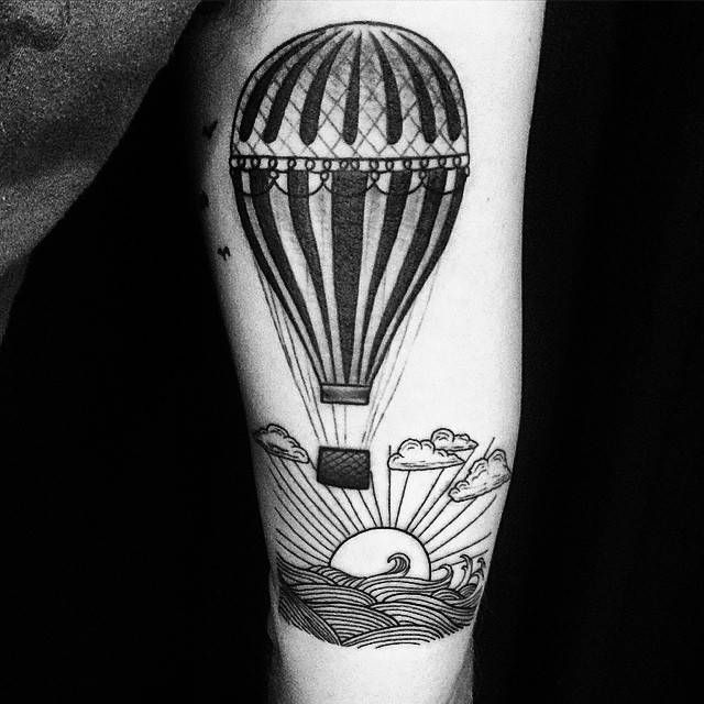 Black And White Sunset Tattoos: 91 Best Images About Inner Arm Tattoos On Pinterest