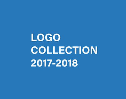 """Check out new work on my @Behance portfolio: """"logo collection 2017-2018"""" http://be.net/gallery/60348101/logo-collection-2017-2018"""