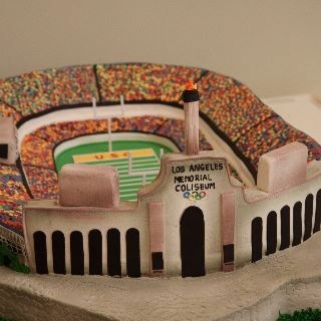 Usc Birthday Cake Images : 34 best images about USC on Pinterest Football team ...