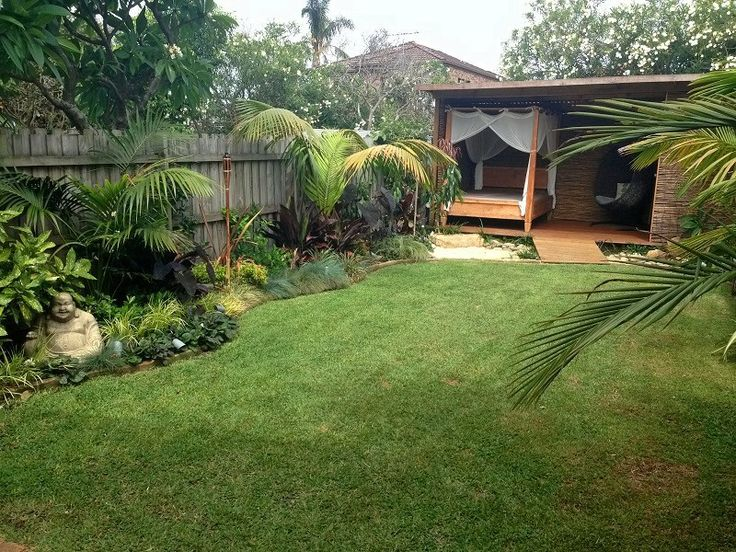 Tropical Garden Design Northern Beaches Sydney Balinese Style