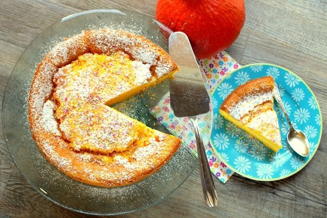 "Magic Pumpkin Cake de ""Bienvenue chez Spicy"""