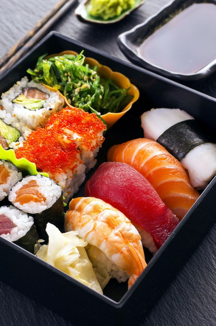 Fun and Delicious sushi party at home with all natural sashimi from Fish for Sushi!