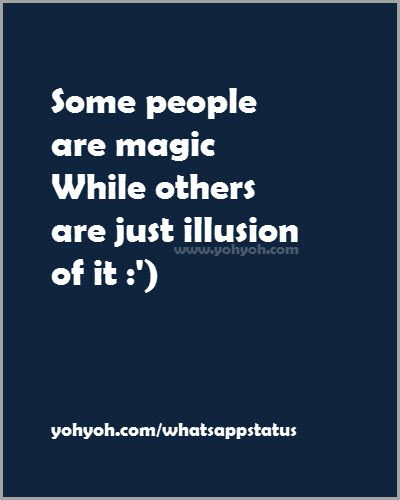 illusion - Whatsapp - Whatsapp status
