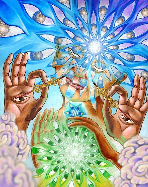 Psychedelic Trip Universe : Foto