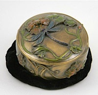 Another dragonfly jewelry box.