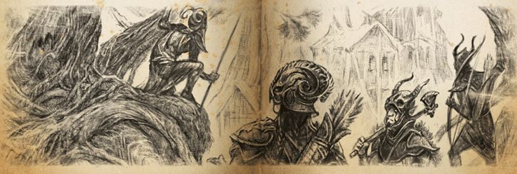 The Elder Scrolls Online Tales Of Tamriel, Book I: The Land