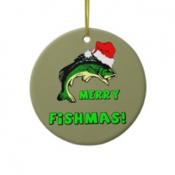 Fish are beautiful creatures that look great in the wild, in an aquarium or even on a Christmas tree.    Here are some fun fish ornaments for you...