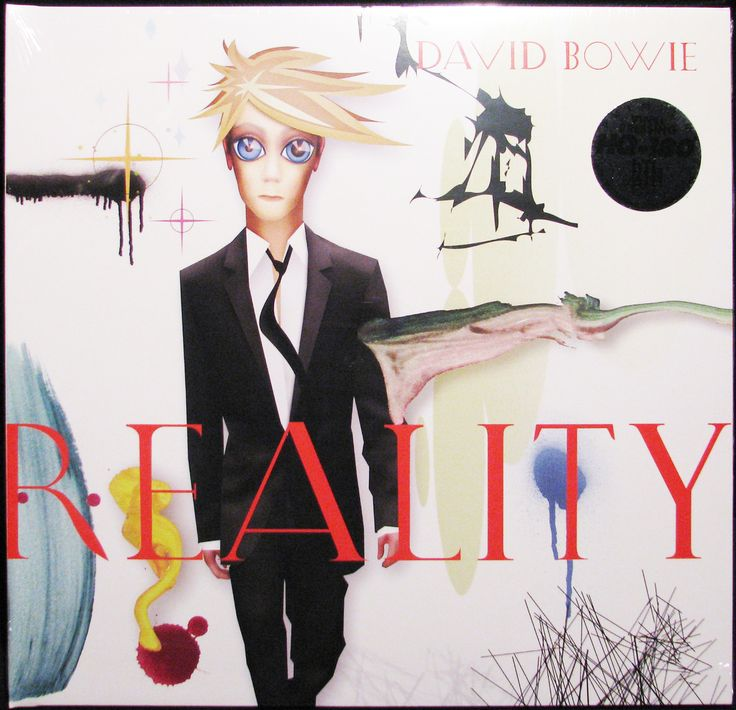 Northern Volume - David Bowie - Reality (180g CLEAR Vinyl LP Record from Friday Music), $44.95 (http://www.northernvolume.com/david-bowie-reality-180g-clear-vinyl-lp-record-from-friday-music/)