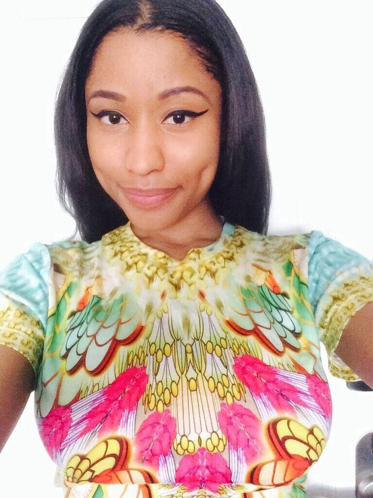Nicki stunning beauty