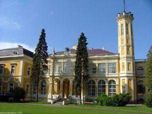 Károlyi-kastély Füzérradvány