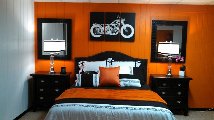 29 Best Harley-Davidson Wall Decor Images On Pinterest