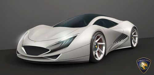 Proton 2020 Lotus Imran Othman Future Car This Is The