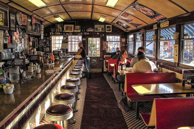 Miss Worcester Diner | 21 American Diners You Should Eat At Before You Die