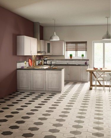 """Vous souhaitez une cuisine design et chic, le modèle """"Allure"""" répondra à vos exigences."""
