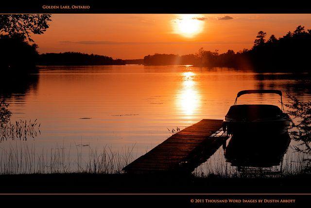 Golden Lake, Ontario, Canada
