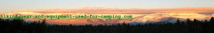 A Camping List... Forget Anything? Handy Camping Check List.