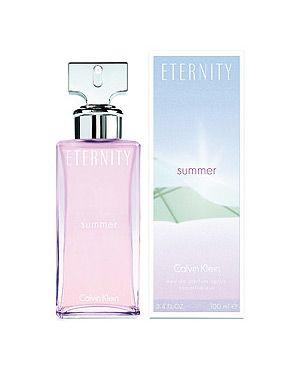 Eternity Summer 2014 Calvin Klein perfume - a new fragrance for women 2014