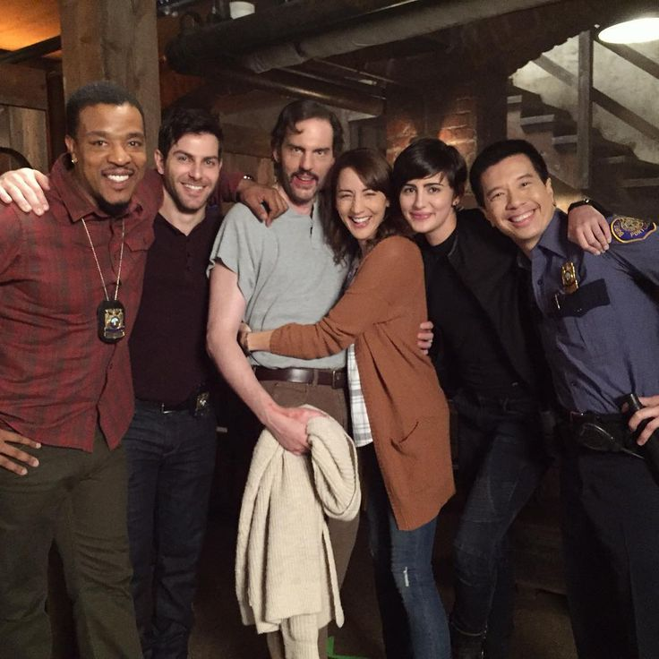 The SQUAD #grimmiere #Tonight @nbcgrimm #9pm #Grimm