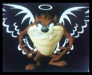 tasmanian devil looney tunes | Looney Tunes Tasmanian Devil Character Wallpaper