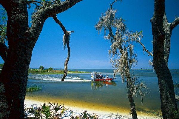 Top 15 Secret Islands in Florida - Pine Island, Little Palm Island, Marco Island, St. Vincent Island, Alligator Island, Cedar Key, Gasparilla Island, Sunset Key, Grove Isle, Fisher Island, Jupiter Island, Merritt Island, Big Talbot Island, Amelia Island | Florida Travel + Life