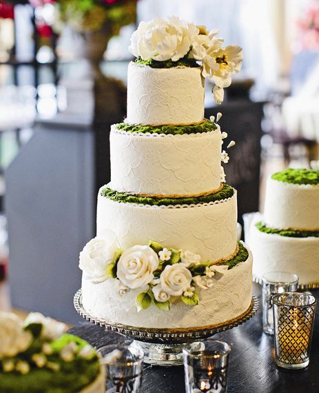 The Best Wedding Cakes Of 2014 | The Knot
