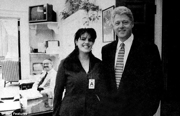 "Though not removed from Office, impeached President William Jefferson Clinton admitted to an ""improper relationship"" with Monica Lewinsky."
