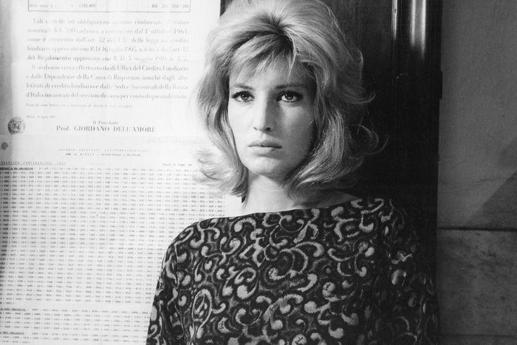 Masterpieces booed at Cannes. Monica Vitti in Antonioni's L'Avventura.